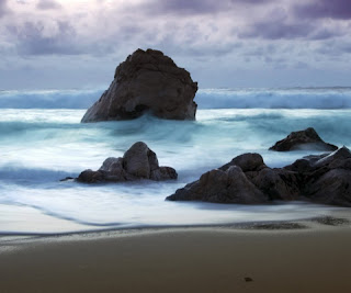 Samsung Galaxy 551 I5510 Download Nature Wallpapers For Free Beach Mobiles Mobile Downloading
