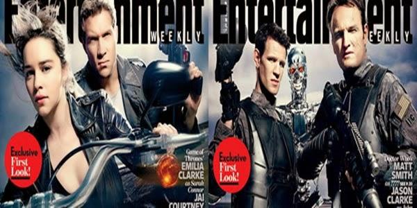 Poster Terbaru Film Terminator Genesys