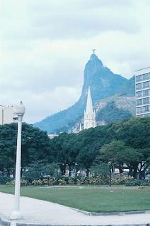 Zuid Amerika Rio DE Janeiro Brazilië