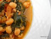 Spaanse Kekererwten soep