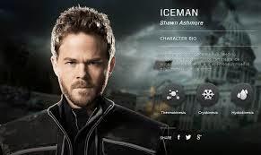 http://www.x-menmovies.com/#!/character/iceman