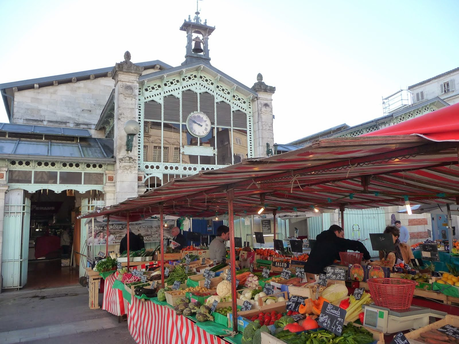 Vegies and Fruit, La Rochelle