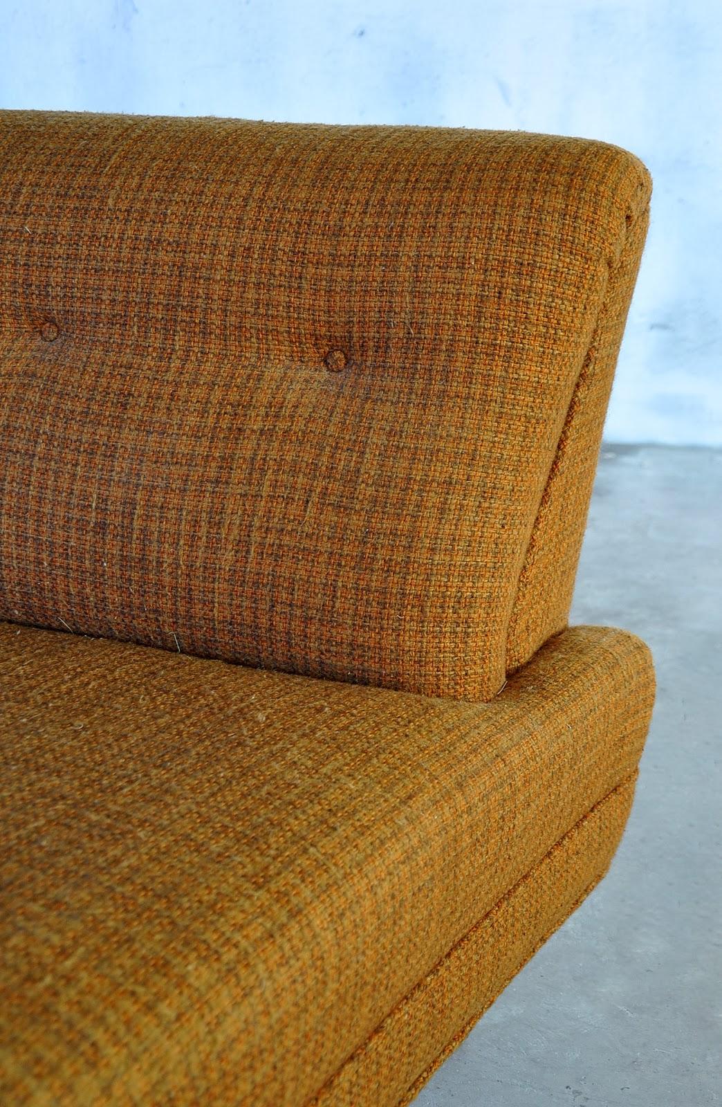 SELECT MODERN: Mid Century Modern Sectional Sofa
