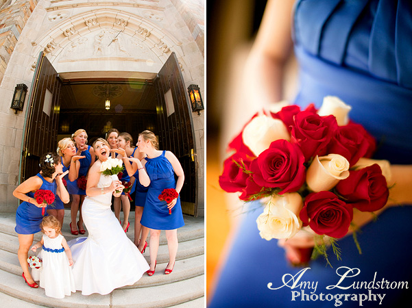 Amy Lundstrom Photography: Red White and Blue Wedding Theme ~ 4th ...