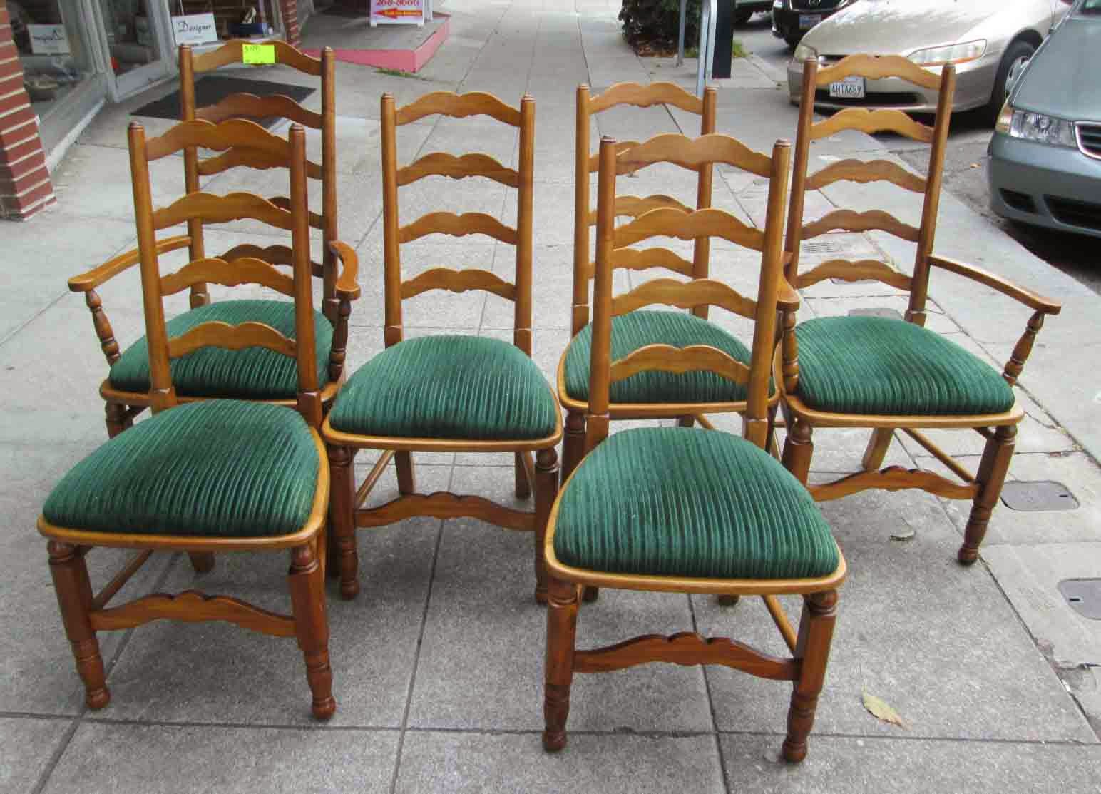 Uhuru furniture collectibles sold reduced set of 6 for Reduced furniture
