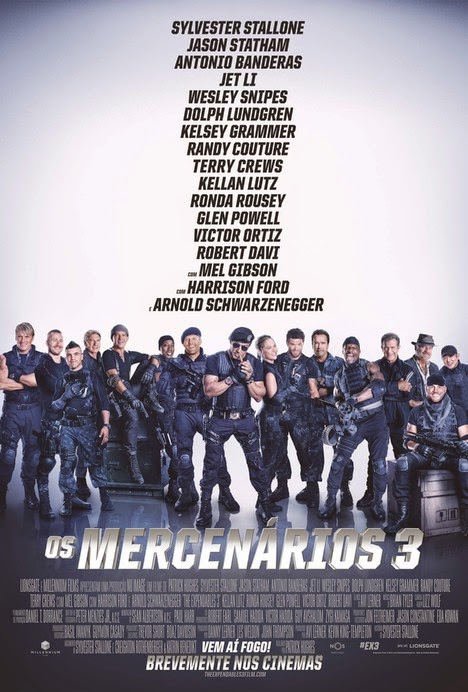 Download Os Mercenários 3 Dublado