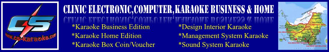 Karaoke Business/Home & Clinic Electronics