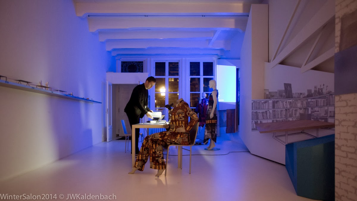 winterSALON/2014 review: Special Event by Marga Weimans