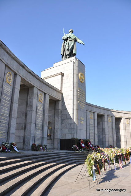 Soviet War Memorial, Berlin, Germany