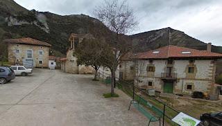 Municipio de Cadagua, que da nombre al río