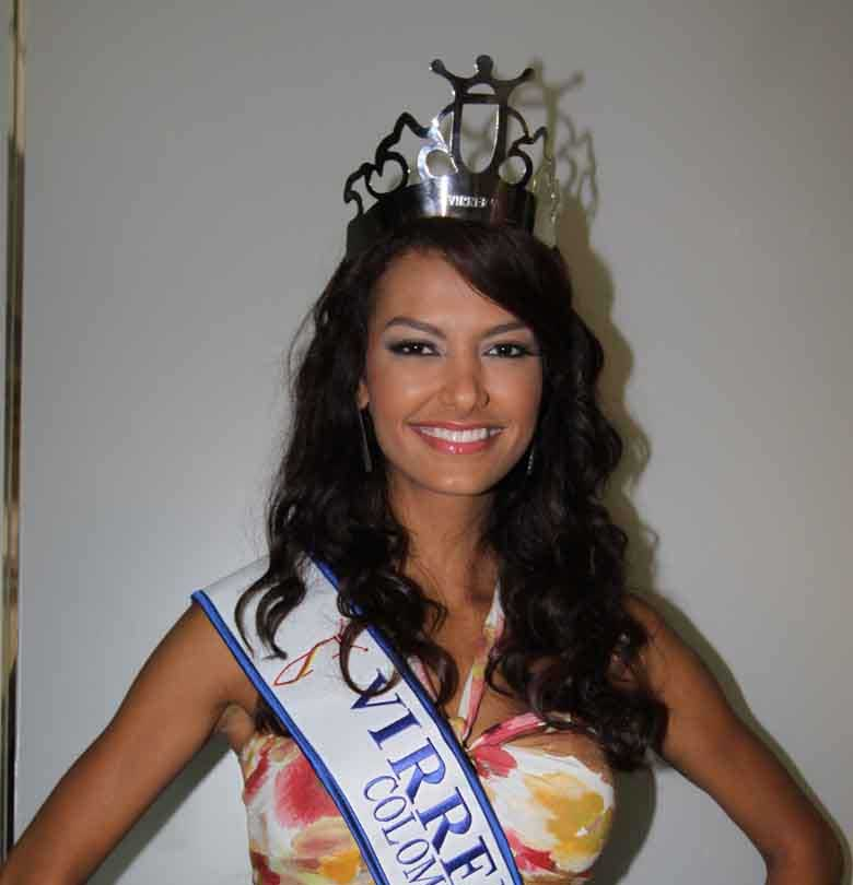 Melissa Carolina Varon,Miss Colombia International 2012,Miss Magdalena 2011