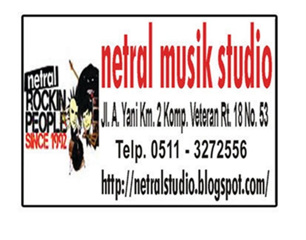 netral musik studio