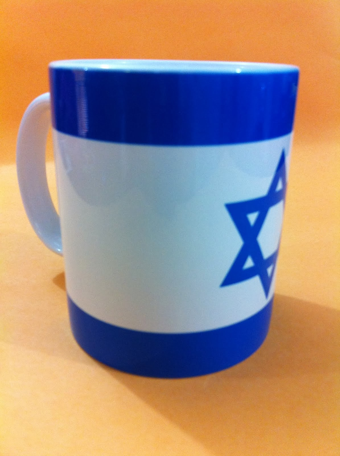 Mugs cerámica Bandera 10 ctms.