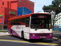 KL to Penang bus