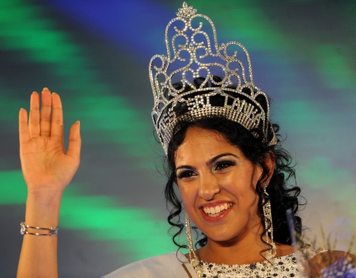 avirate miss universe sri lanka 2011 winner stephanie siriwardhana