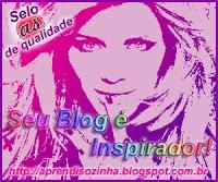 Selinho oferecido pela amiga Rita de Cássia, obrigada amiga, adorei!!