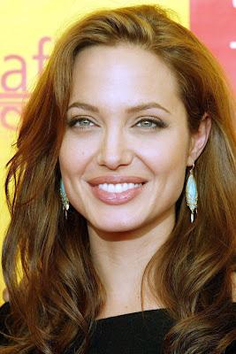 Angelina Jolie Tattoo