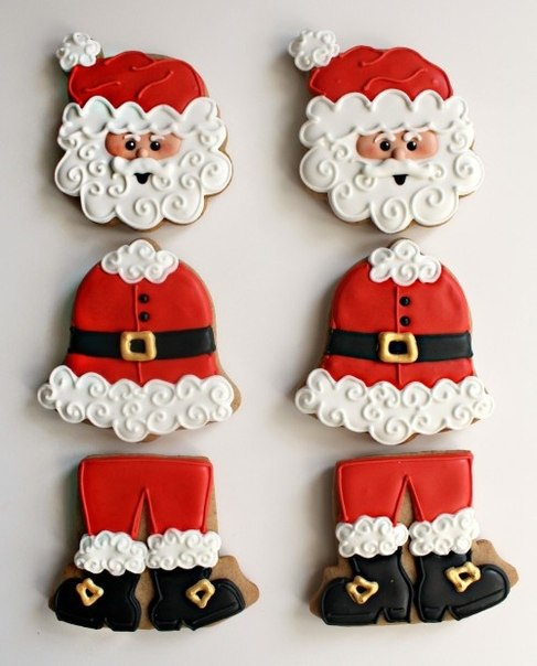 Christmas Cookie Cake Decorating Ideas : Christmas cookie decorating ~ Home Decorating Ideas