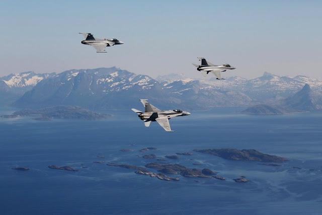 Arctic Challenge 2015
