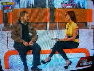 Entrevista VTV - Antejuicio a Richard Mardo