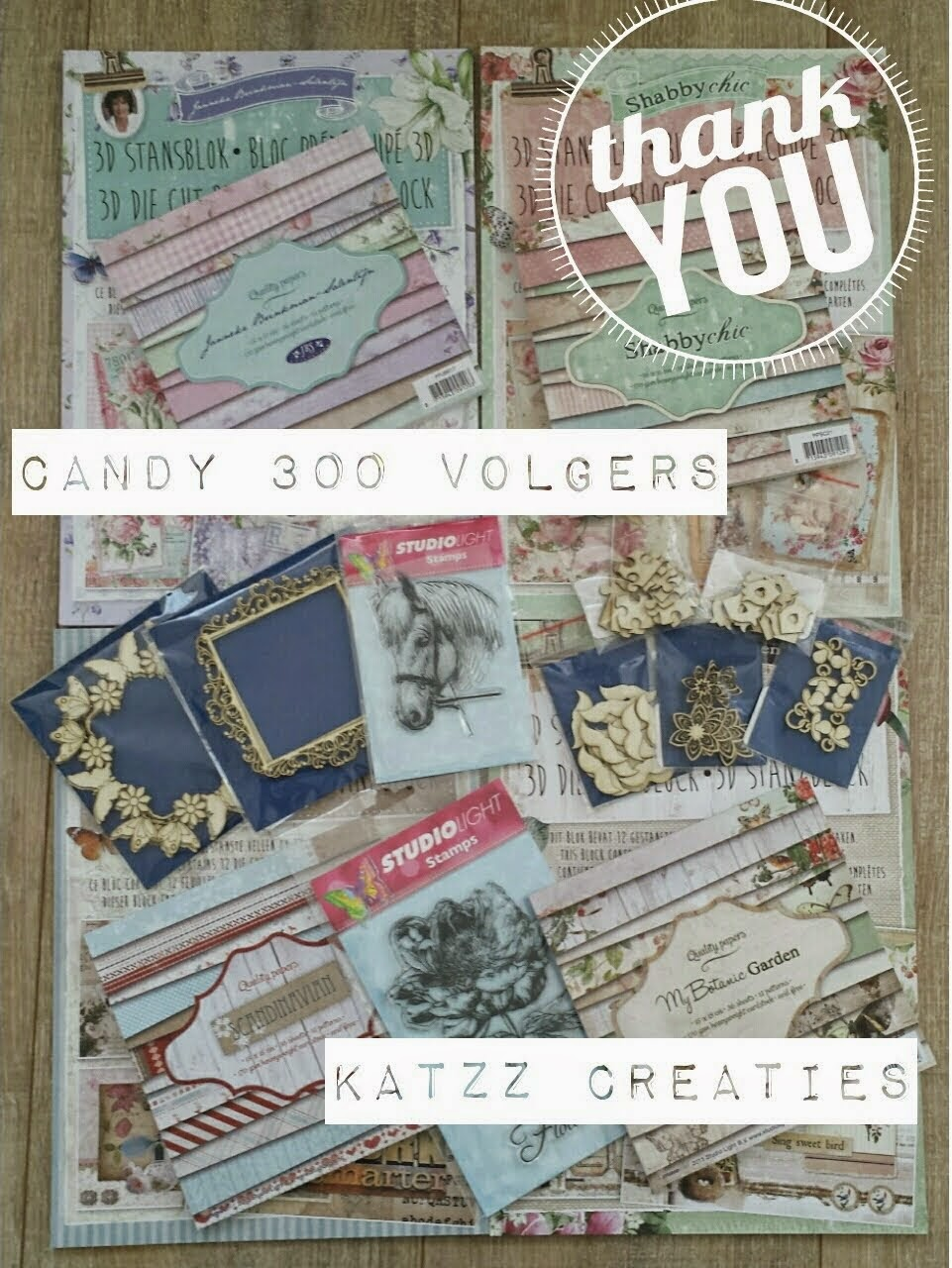 CANDY 300 VOLGERS