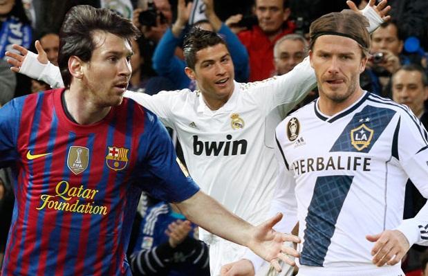 Los jugadores más ricos del Mundo en el 2012