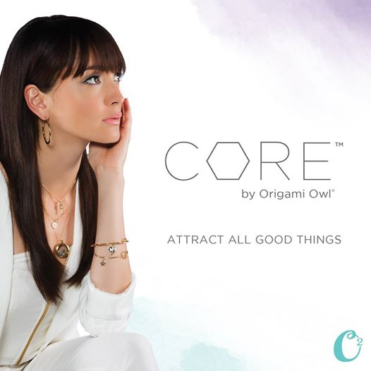 Shop CORE by Origami Owl at StoriedCharms.com
