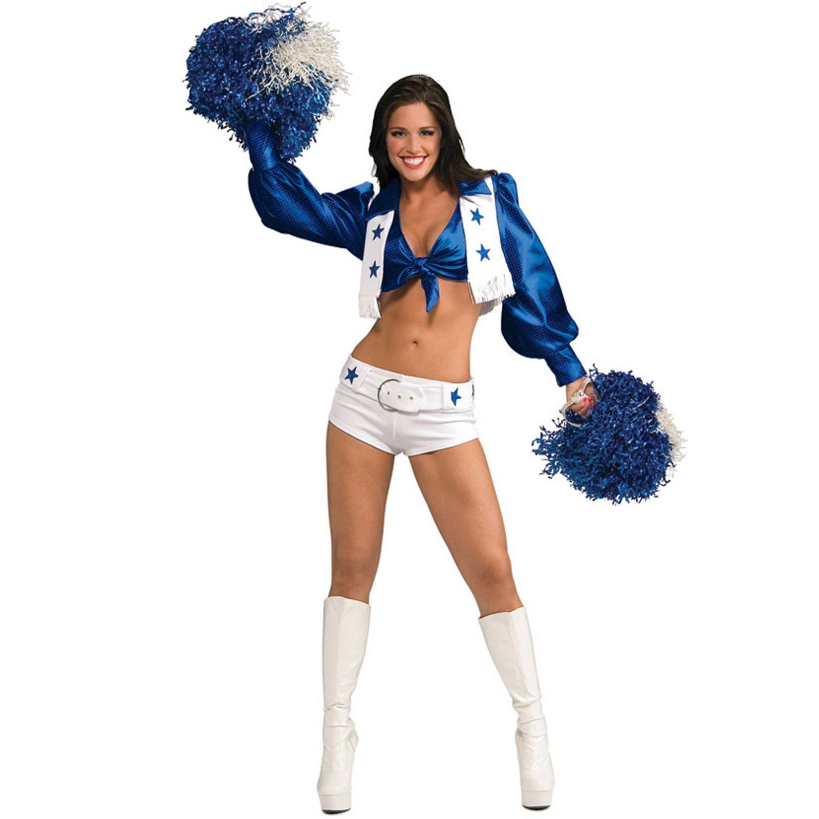 Dallas Cowboys Cheerleaders Outfits Sexy
