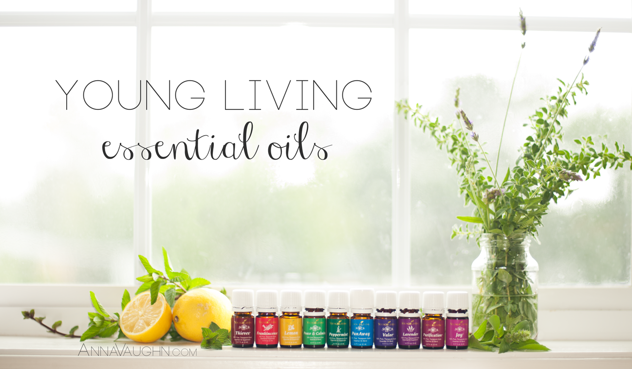 Are Young Living Essential Oils Natural