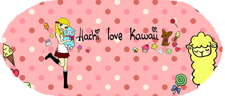 Hachi ❤ kawaii