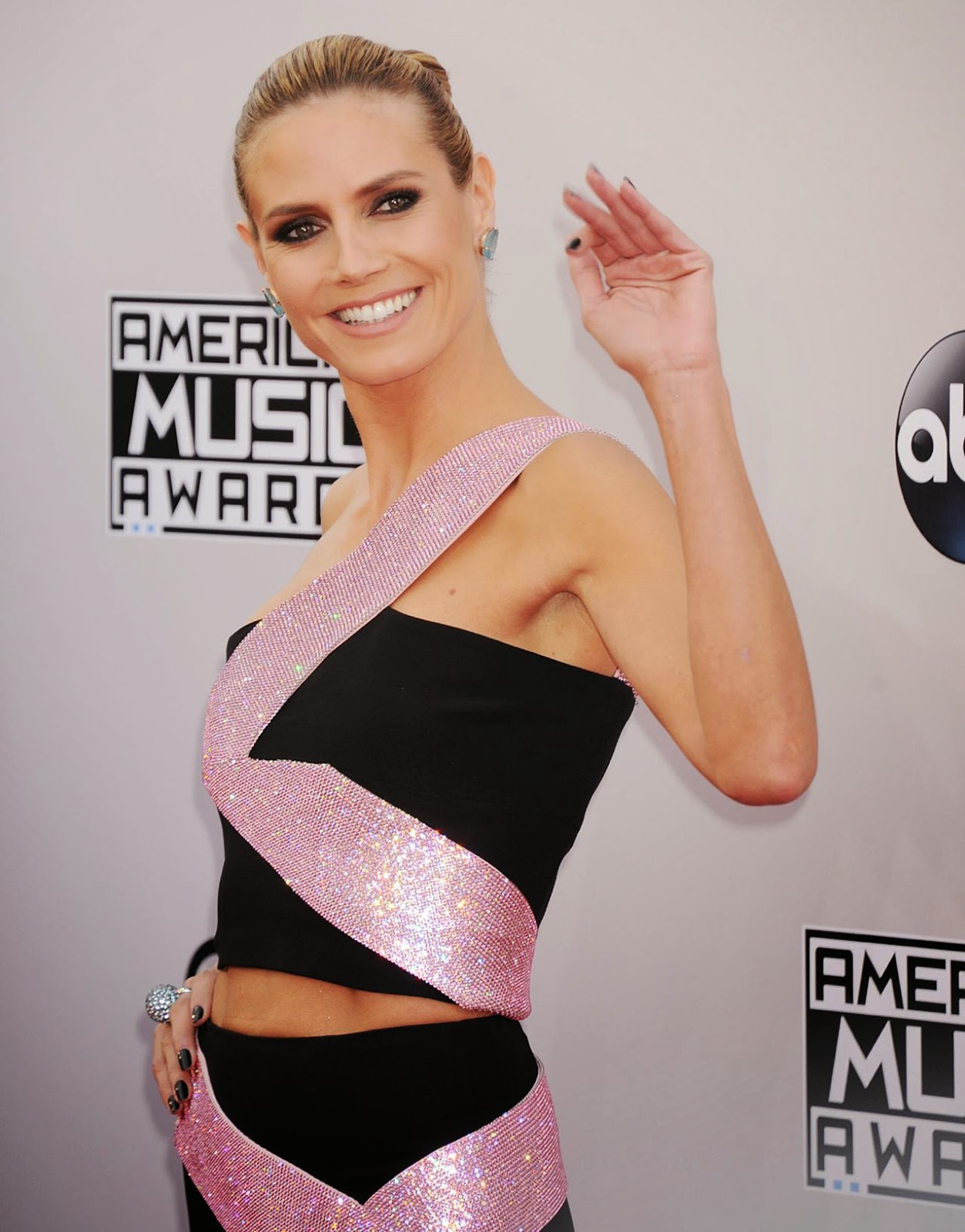 Heidi Klum -- 2014 American Music Awards