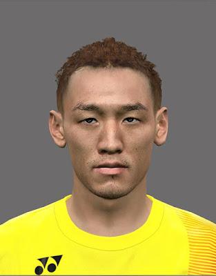 PES 2016 Hidetoshi Nakata Face by Agiga