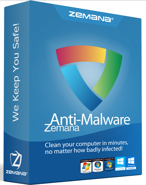 Zemana AntiMalware Premium 2.74.2.150 poster box cover