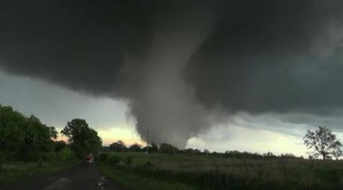 10 Registros de Tornados Assustadores nos EUA