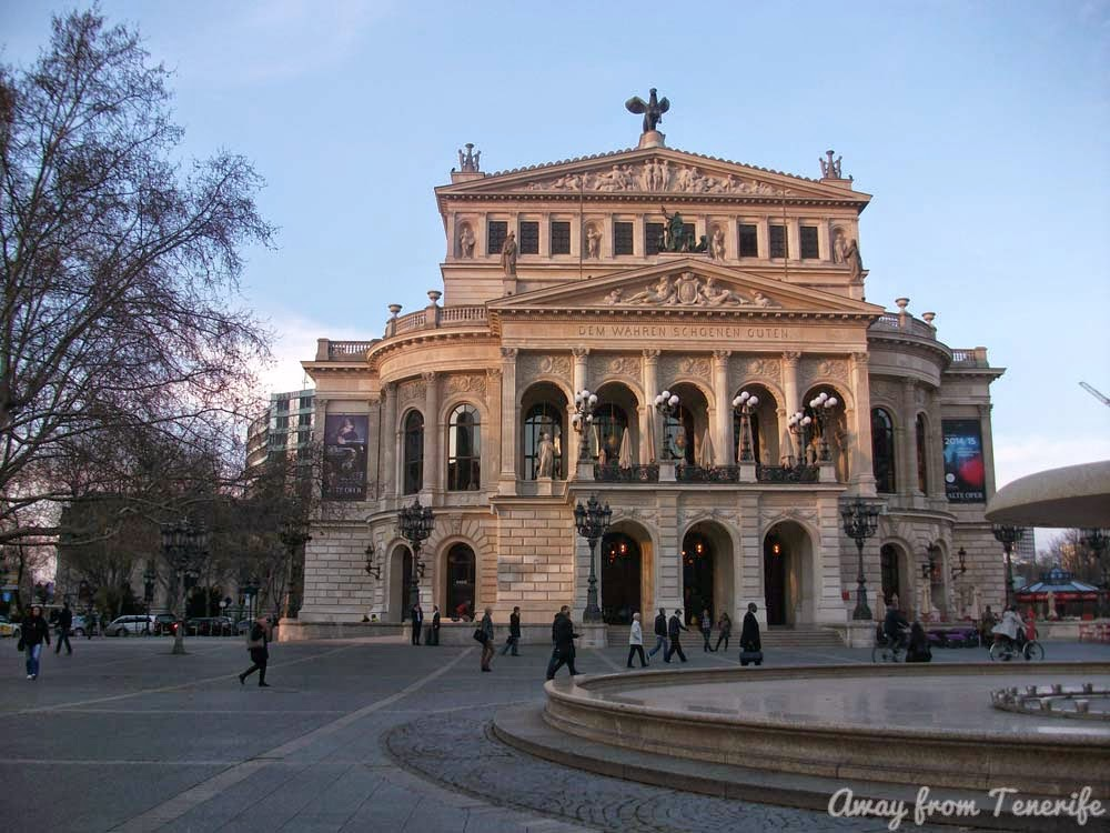Frankfurt-am-Main oper