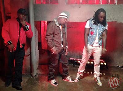 "dj khaled lil wayne future ti ace hood models bottles video shoot11 Photo Updates: Behind The Scene On Set Of DJ Khaled, Lil Wayne, Future, T.I. and Ace Hood's ""Models and Bottles"" Video Shoot"