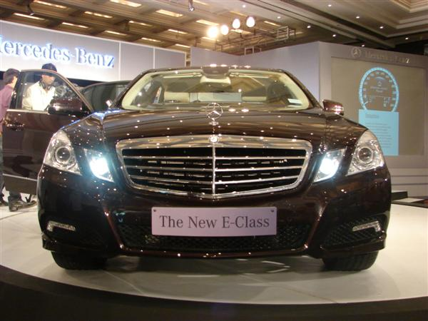 Mercedes Benz E Class Price In India 2012 The World Of