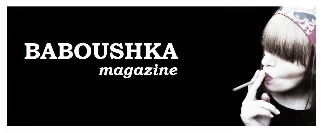 BABOUSHKA magazine