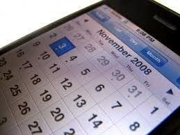 Cara Membuat Tanggal Merah Pada Kalender iPhone