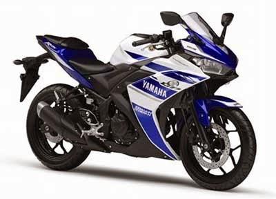 Gambar Motor Yamaha YZF-R25