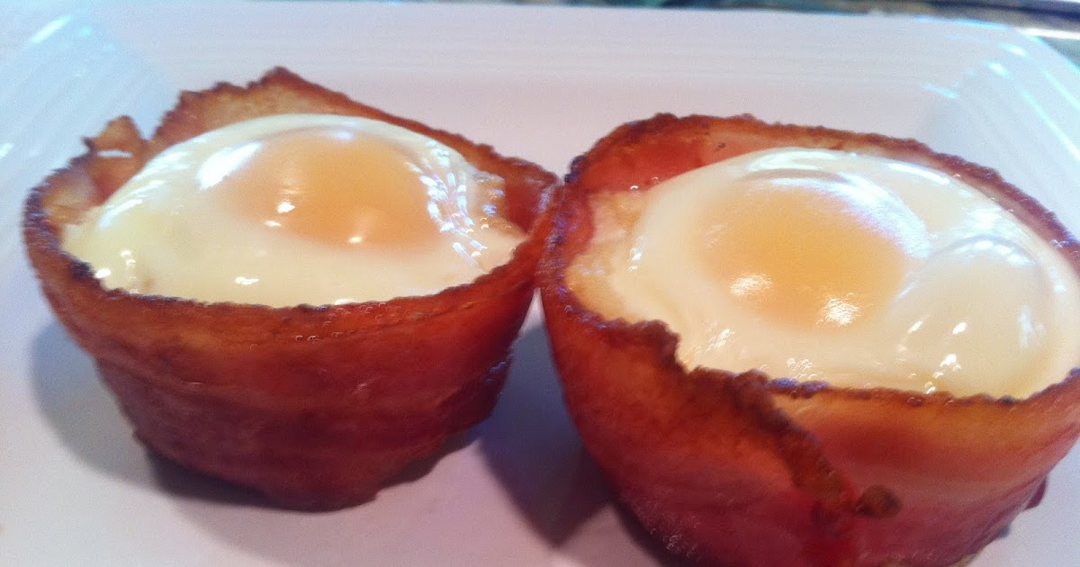 Lettuce Eat: Bacon, Egg, and Toast Cups