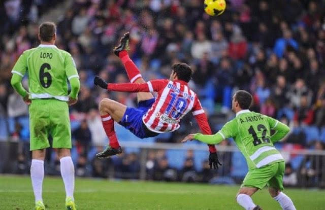 Jadwal Liga Spanyol 2014 Getafe vs Atletico Madrid
