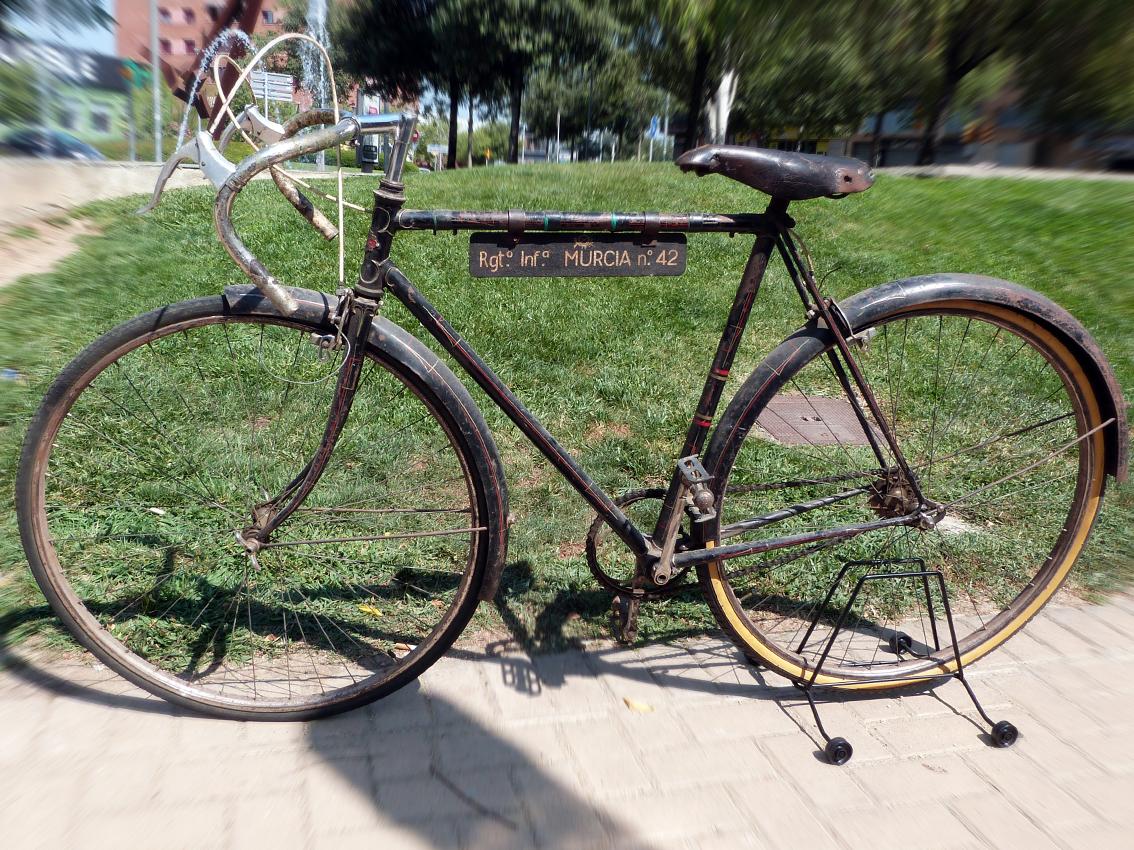 RECICLONE, Antique bicycles restoration, Restauración de bicicletas ...