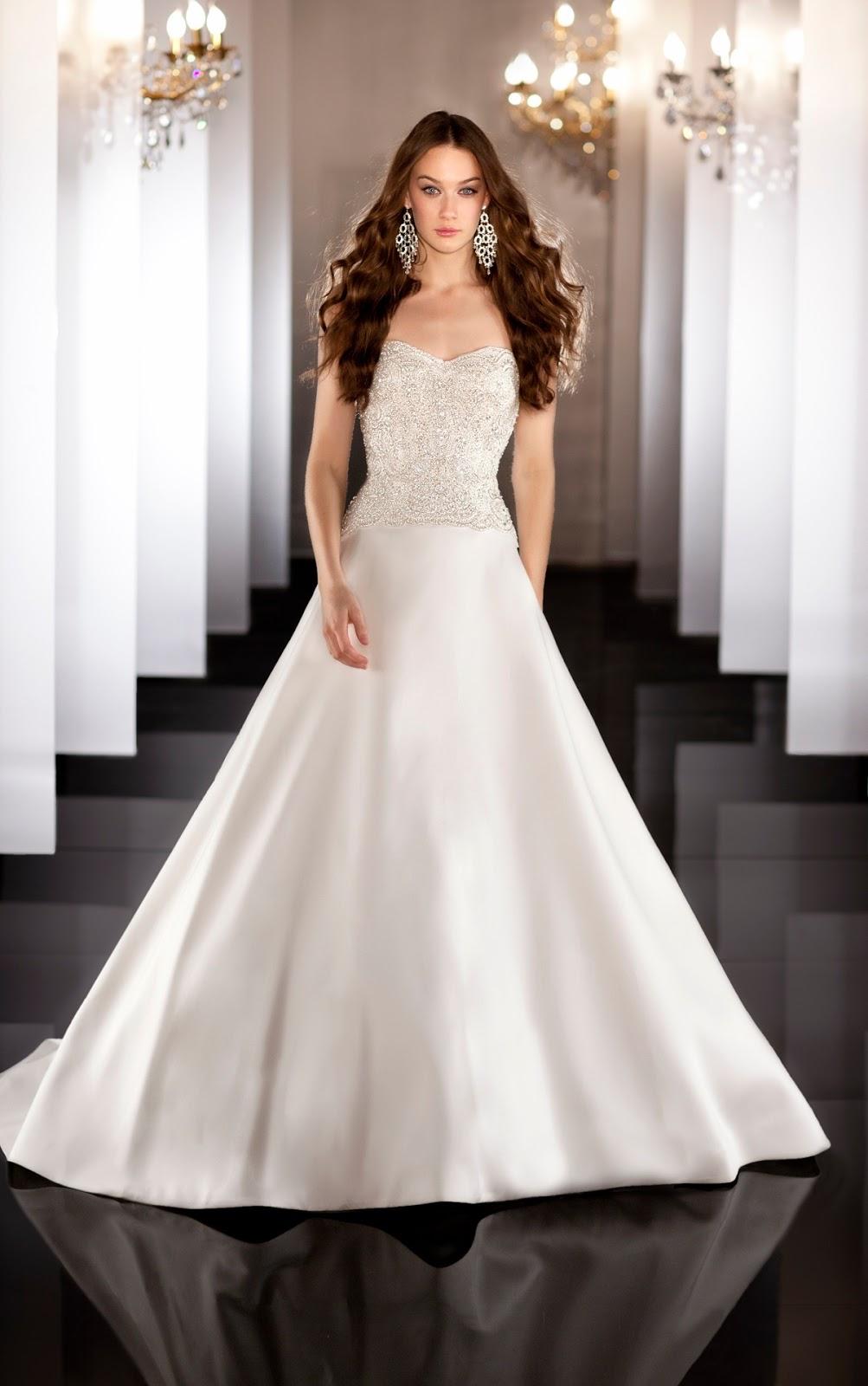 Martina Liana Bridal 2013 Spring Wedding Dresses - World of Bridal