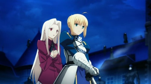 Fate/Zero BD Episode 1 - 13 [END] Subtitle Indonesia