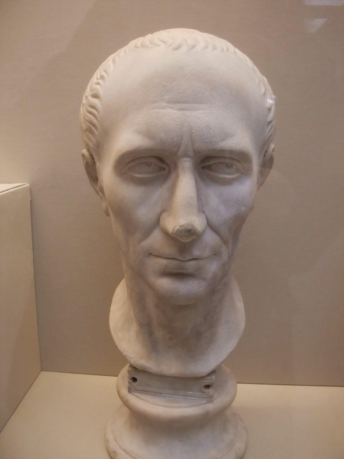 英国便り: 大英博物館で学ぶローマ時代 (シーザーとクレオパトラ)