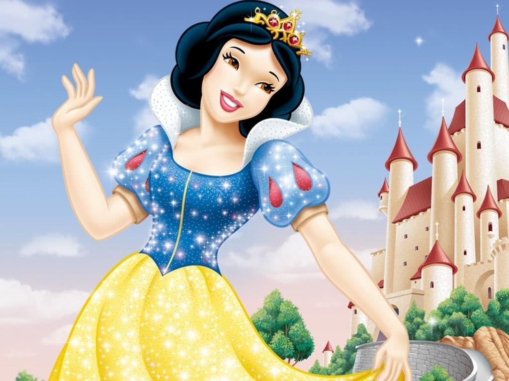 Wallpaper Snow White