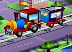 juego de conducir trenes