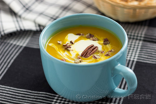 香辣南瓜湯 Spiced Pumpkin Soup02