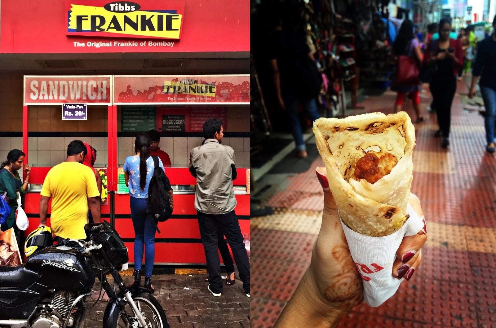 Eating your way through Bangalore, India